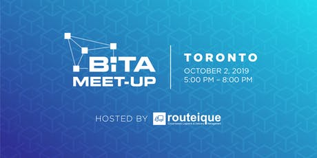 BiTA Meet-Up & Happy Hour - Toronto tickets