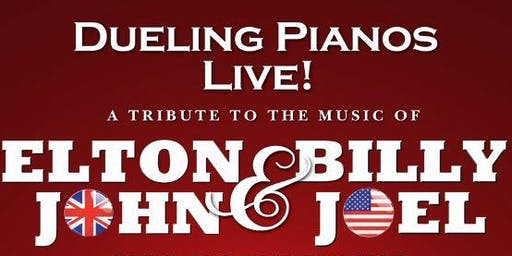 Dueling Pianos Live: A Tribute to the Music of Elton John & Billy Joel