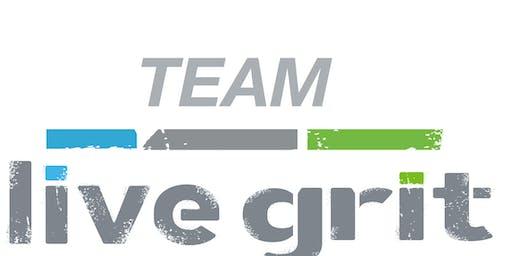 Team Live Grit Kick Off Event