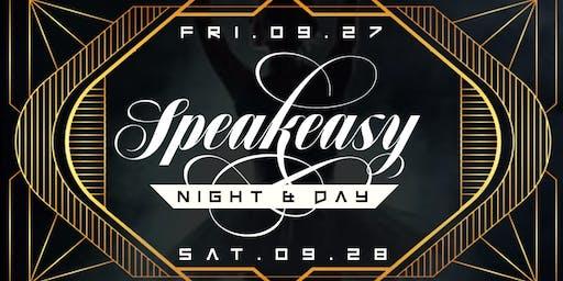 The Speakeasy: Night & Day