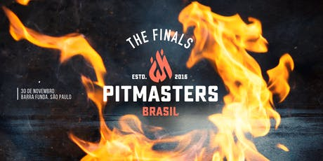 PITMASTERS | THE FINALS ingressos
