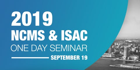 2019 NCMS & ISAC Joint Security Seminar