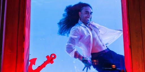 The AQUAMEN, Underwater Burlesque Show