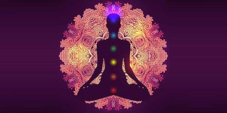 Chakra Sound Healing & Shamanic Journey with Amber Field tickets