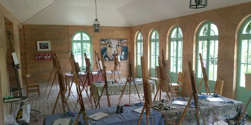 **Deborah Donnelly Oils Workshop ***