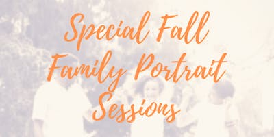 Client Appreciation - FALL FAMILY PICTURES