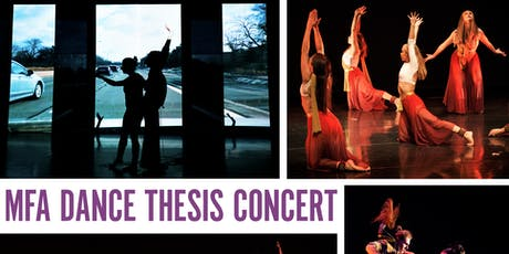 MFA Dance Thesis Concert tickets