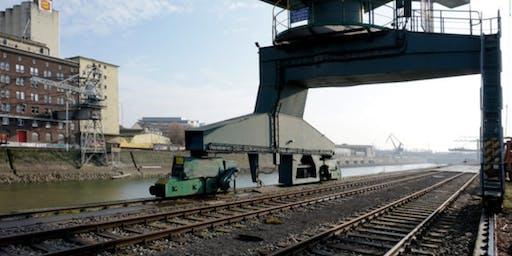 Architekturführung durch den Deutzer Hafen