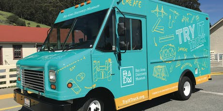 Free Try It Truck Event - Palo Alto tickets