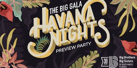 Big Gala 2020 Preview Party tickets