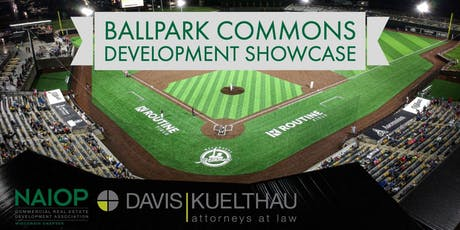 Ballpark Commons Development Showcase tickets