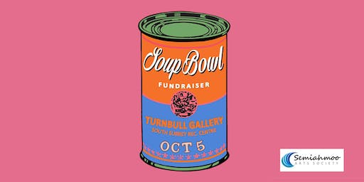 Soup Bowl Fundraiser for the Arts