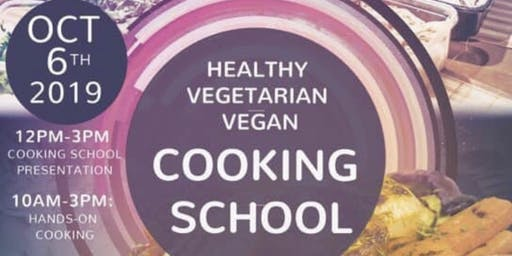 Healthy Vegan Cooking School