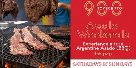 Asado Weekends tickets