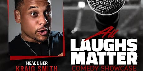 All Laughs Matter Comedy Show tickets