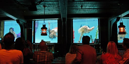 The Wreck Bar presents LIVE Mermaid Show