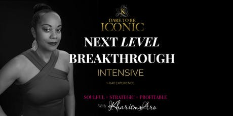 Next Level Breakthrough Intensive tickets