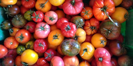 Totally Tomato: How to Prepare, Can, and Freeze Summer's Bounty!   tickets