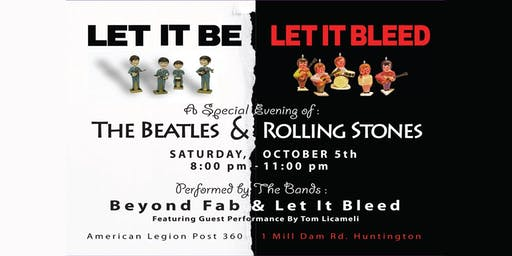 Let It Be / Let It Bleed - A Special Evening of Beatles and Stones