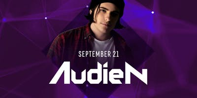Audien at Temple Discounted Guestlist - 9/21/2019