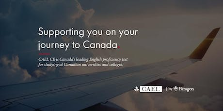 Free CAEL Preparation Course: Test Overview & CAEL CE Part 1: Speaking tickets
