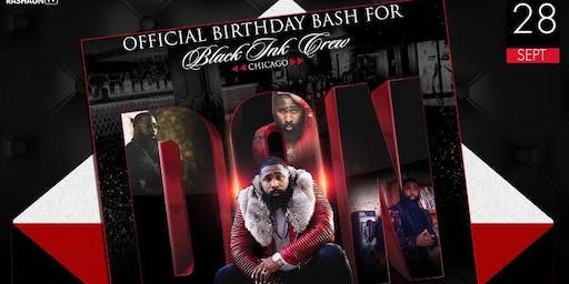 Don Libra Birthday Bash