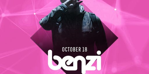 Benzi at Temple Discounted Guestlist - 10/18/2019