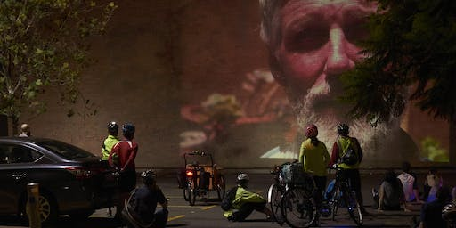 Trail of Lights Festival - Projector Bike Cycling Tours