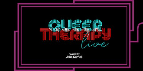 Queer Therapy Live tickets