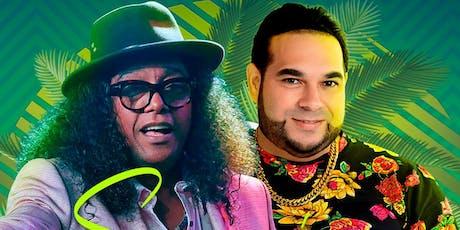 Sergio Vargas y El Chaval En Vivo tickets