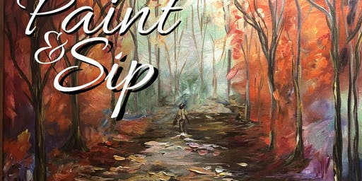 Paint &Sip with Vino, Vacari, & Van Gogh!