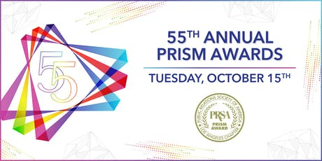 2019 PRism Awards & Gala tickets