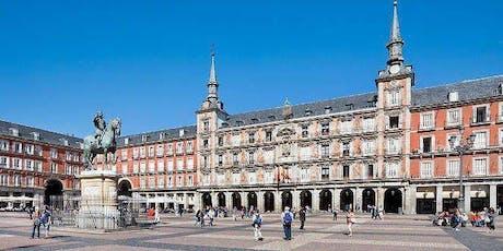 Madrid por un Historiador del Arte entradas