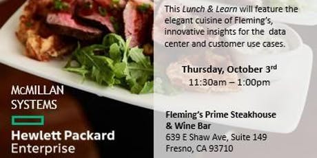 Executive Luncheon from Hewlett Packard Enterprise - Game Changing IT Solutions tickets