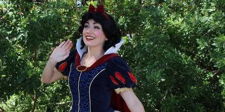 Beautiful Halloween Hair Hijinks with Snow White tickets
