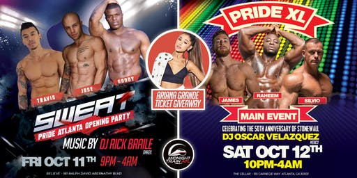 Pride Atlanta - Weekend Events