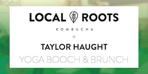 Yoga, Booch, & Brunch w/ Taylor Haught