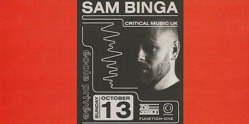 Sam Binga
