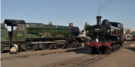 Defiant and friends at Tyseley