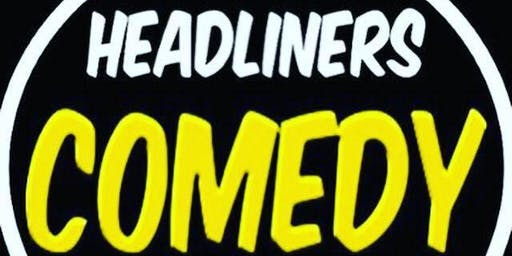 Comedy Show w/ Headliners Comedy Club