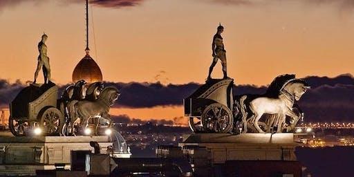 Madrid Mitológico con un Historiador del Arte