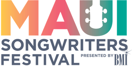 """5th Annual Maui Songwriters Festival Presents """"How I Wrote That Song"""" tickets"""