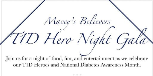 Macey's Believers T1D Hero Night Gala