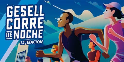Gesell Corre de Noche | 12 AÑOS | Night Race | 2020