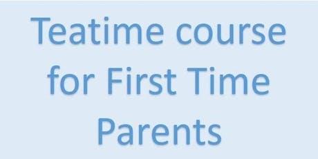 BWH Parent Ed 1st Time Parents - Afternoon Tea Course tickets