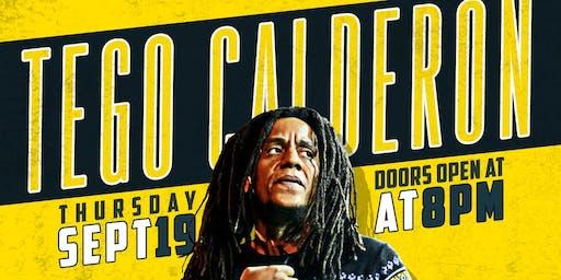 Tego Calderon Performing Live @barCode