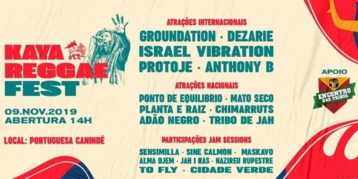 Kaya Reggae Fest - Excursão de Piracicaba e Região