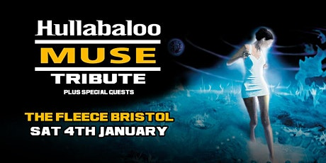 Hullabaloo Muse Tribute tickets