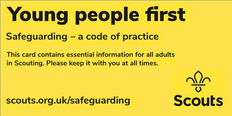 Safeguarding Awareness Training tickets