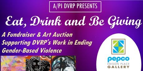 Eat, Drink and Be Giving tickets